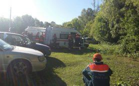 В Смоленске пожарные спасли женщину из горящей квартиры