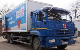 Медицинский автопоезд «Здоровье Смоленщины» отправится в Руднянский район