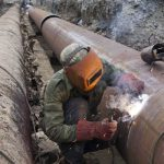На Соборной горе в Смоленске завершили ремонт теплосети
