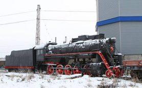 Паровоз-памятник установят в Смоленске у ДК Железнодорожников