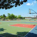 В Смоленске достроили спортплощадку между школами № 11 и № 34