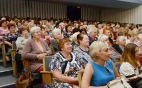 В Смоленске прошел фестиваль «Многонациональная семья Смоленщины»
