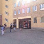 Появились подробности серьезного пожара в центре Смоленска