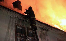 Пожарные подвели итоги полугодия