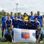 Смоляне на студенческом чемпионате Европы по футболу обыграли португальцев