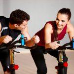 Знакомство с фитнесом