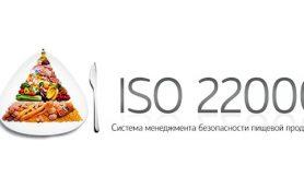 Сертификация ИСО 22000 для пищевых промышленных предприятий.