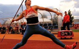 Смоленский легкоатлет Илья Иванюк стал вторым на чемпионате России