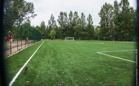 9 августа состоится официальное открытие спортивной площадки между школами №11 и №34
