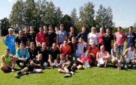 Под Смоленском прошел турнир по дворовому футболу