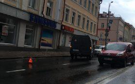 В центре Смоленска из-за ДТП перекрыто движение