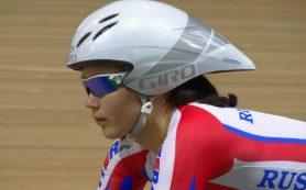 Выпускница смоленского училища завоевала «серебро» чемпионата Европы по велоспорту