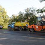 «Квадра» продлевает ремонтные работы на улице Рыленкова