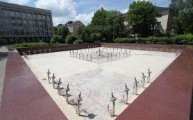 В Смоленске в день ВДВ не будут работать фонтаны