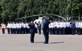 В Смоленской области открыли памятник погибшим вертолетчикам