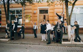 Смоленские школьники отметили 1 сентября в музеях