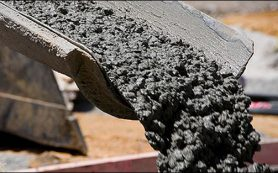 Покупка бетона