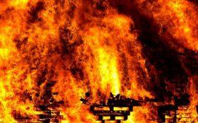 В селе Вадино на пожаре погиб 74-летний пенсионер