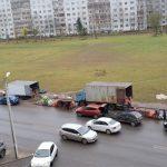 Жители Смоленска пожаловались на стихийный базар на проспекте Строителей