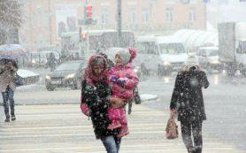На Москву надвигается мощный снежный шторм. Затронет и Смоленщину