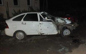 В Хиславичах возбуждено уголовное дело в отношении водителя, совершившего ДТП