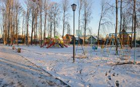 Алексей Островский потребовал устранить недостатки, допущенные при благоустройстве парка в Велиже