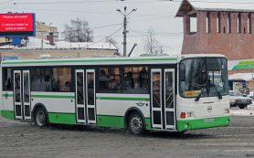 В Смоленске провели проверку работы автобуса №50