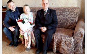Пенсионерка из Смоленска отметила 90-летие