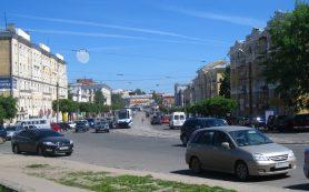 При реконструкции проспекта Гагарина в Смоленске учтут мнение общественности