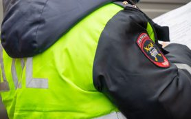 Полиция ищет свидетелей ДТП с «Камазом», иномаркой и автокраном в Смоленске