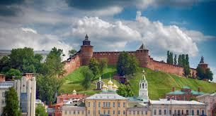 Нижний Новгород. Один день из истории великого города
