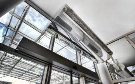 Что лучше: кондиционер или тепловая завеса?