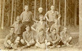 Как начинался футбол на Смоленщине. Снимки 1912 года и первые репортажи с матчей