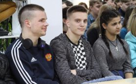 В Смоленске состоялся фестиваль добровольческих проектов