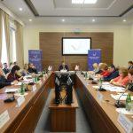 Алексей Островский и активисты ОНФ обсудили направления совместной работы