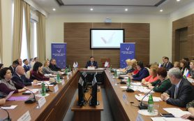 Губернатор утвердил поручения по общественным предложениям ОНФ