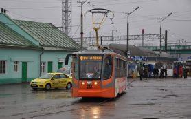 Трамвай № 4 в Смоленске поменял маршрут
