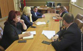 Андрей Борисов обсудил с общественными активистами перспективы развития Соловьиной рощи