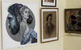 В Смоленске открылась областная выставка молодых художников