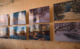 В Смоленске открылась фотовыставка протоиерея Андрея Меньших