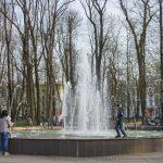 Смоленские фонтаны начинают свою работу