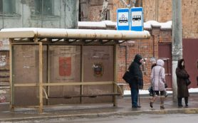Смоляне рассказали о трупе возле остановки на улице Попова
