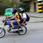 Под Смоленском двое подростков разбились на мотоцикле