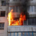 При пожаре в Гагарине погибла женщина