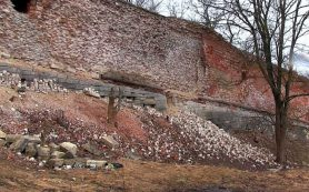 Смоленскую крепостную стену начнут реставрировать в 2021 году