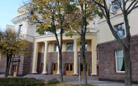 Смоленский драмтеатр может стать филиалом Мариинского театра