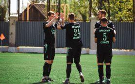 Футболисты «Красного» завоевали Суперкубок Смоленской области
