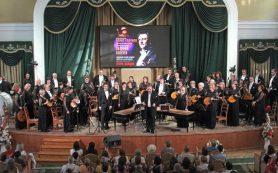 В Смоленске прозвучала трагедия Александра Пушкина «Борис Годунов»
