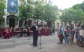 В Смоленске отметили 215-ю годовщину со дня рождения композитора Михаила Глинки