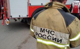 85-летняя пенсионерка пострадала на пожаре в Велиже